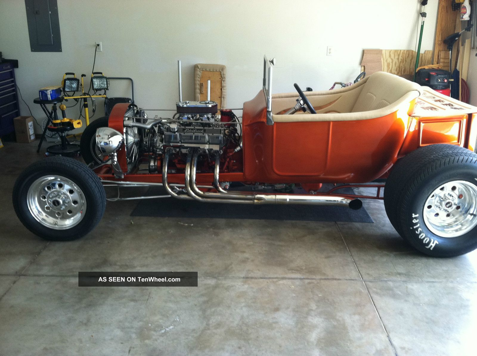 1923 Ford T - Bucket Roadster, Other photo
