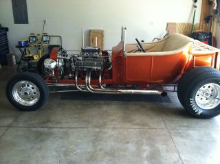 1923 Ford T - Bucket Roadster, photo