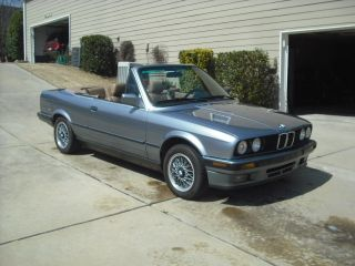 1989 Bmw 325i Automatic Convertable photo