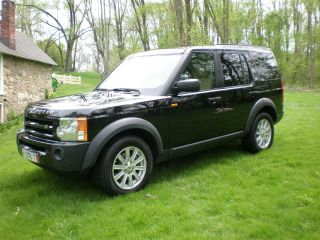 2008 Land Rover Lr3 Se Sport Utility 4 - Door 4.  4l photo