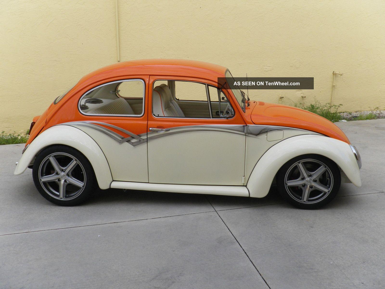 1968 Volkswagen Beetle Base 1.  5l Beetle - Classic photo
