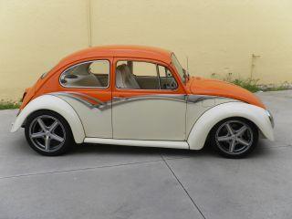 1968 Volkswagen Beetle Base 1.  5l photo