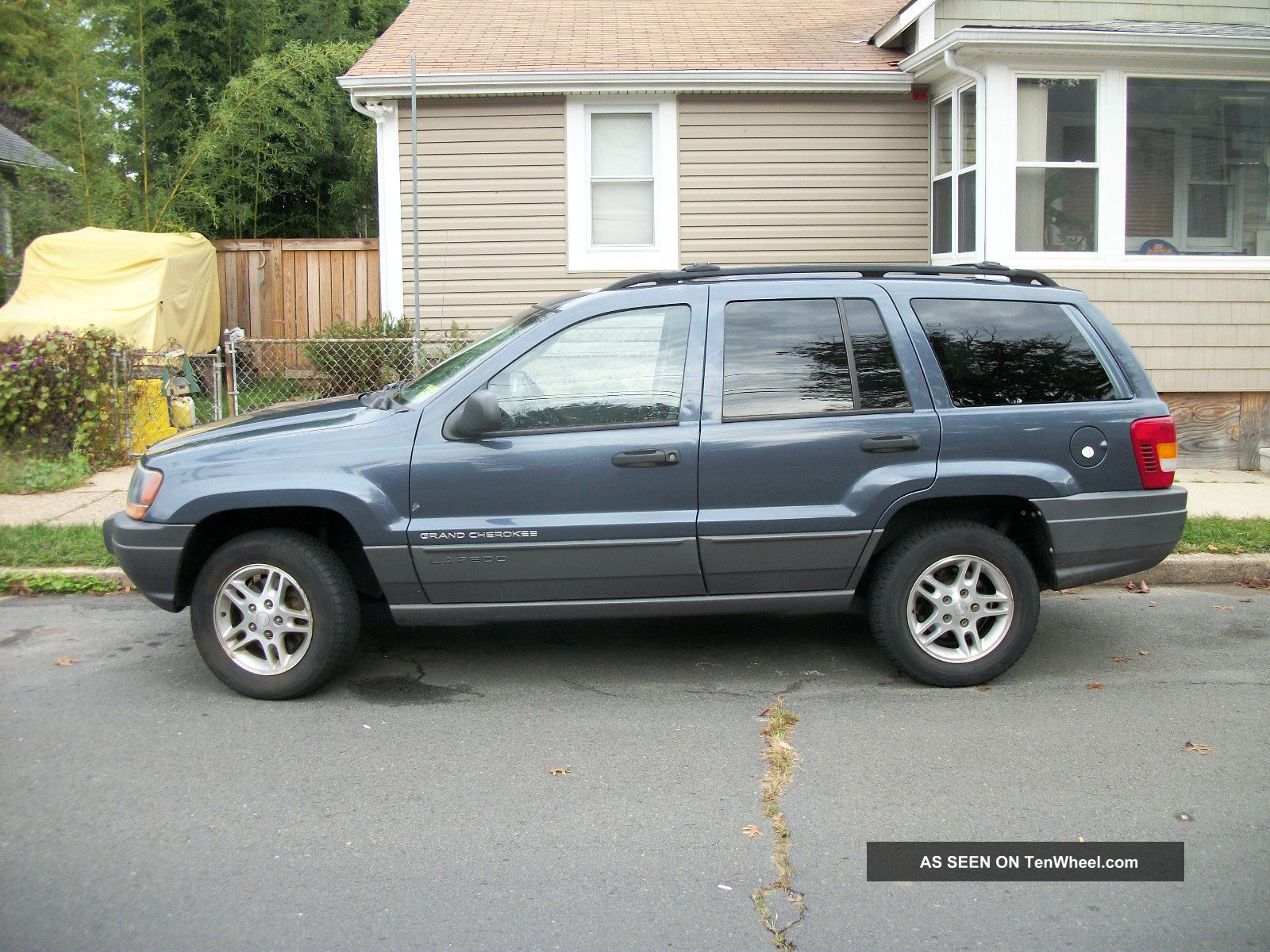 2002 jeep grand cherokee larado grand cherokee photo 1. Cars Review. Best American Auto & Cars Review