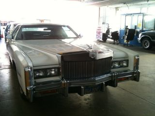 1 0f 3 Ever Made 1976 Cadillac El Deora / El Dorado Special photo