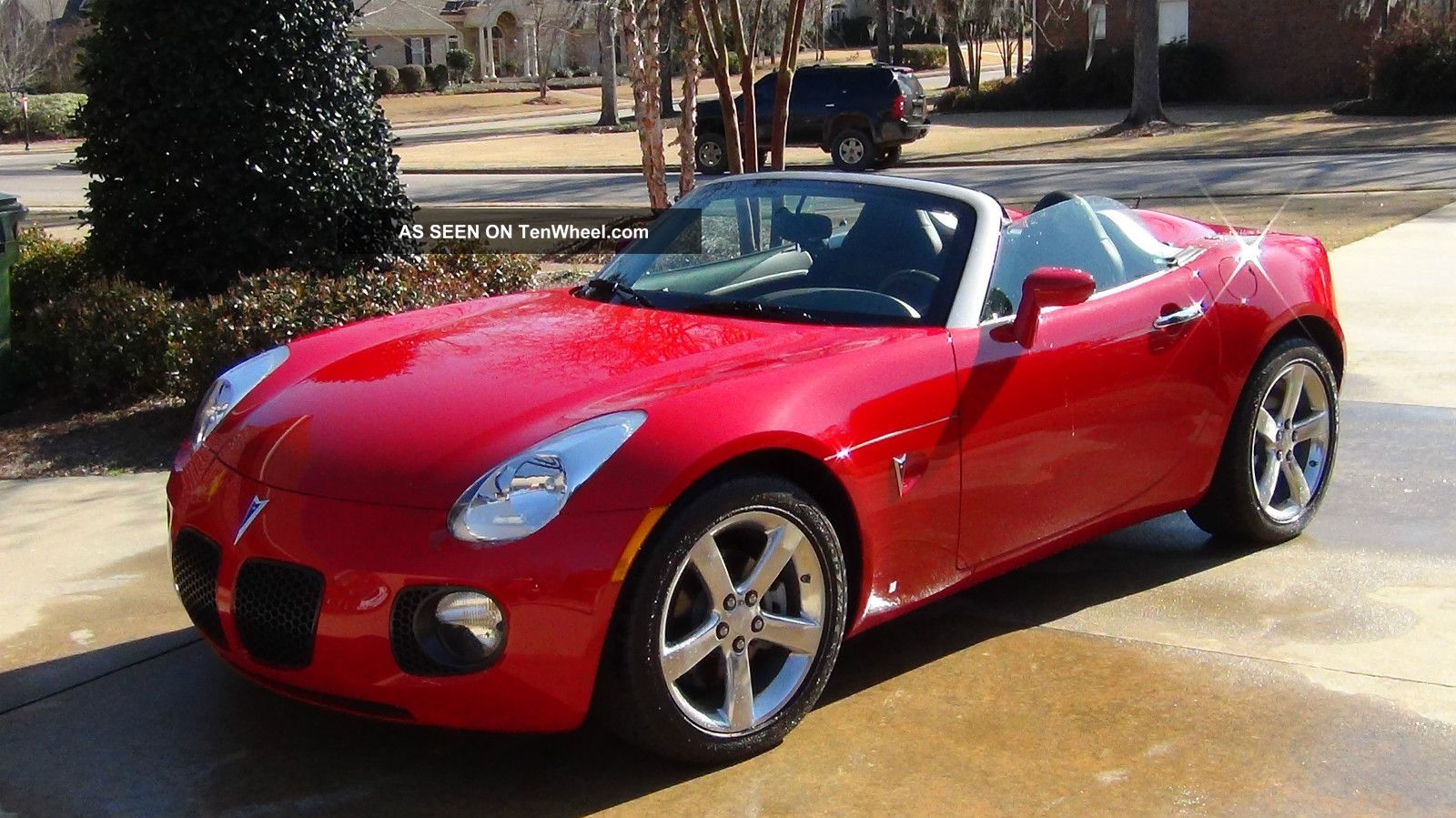2008 Pontiac Solstice Convertible 2008 Pontiac Solstice