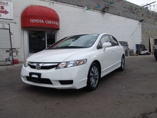 2011 Honda Civic Ex - L Sedan 4 - Door 1.  8l photo