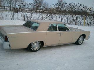 1963 Lincoln Continental 4 Door Suicide 1961 1962 1963 photo
