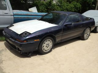 1989 Supra Turbo Targa 154k Jdm 7m - Gte Great Project Car photo