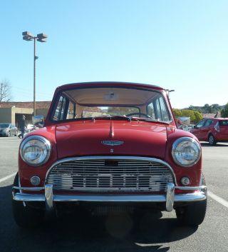 1964 Austin Mini Cooper S 1380cc Twin Carb photo