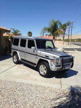 1993 Mercedes 500ge / G500 / Calif Suv / Rare / Limited Edition / 1 Of 500 / G Wagon / G55 / Amg photo