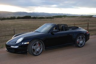 2006 Porsche 911 Carrera 4s Convertible 2 - Door 3.  8l photo