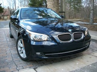 2012 Bmw 528 X - Drive. .  Awd / / Navi / Heated / Moon / Tip - Tronic.  Rebuilt photo
