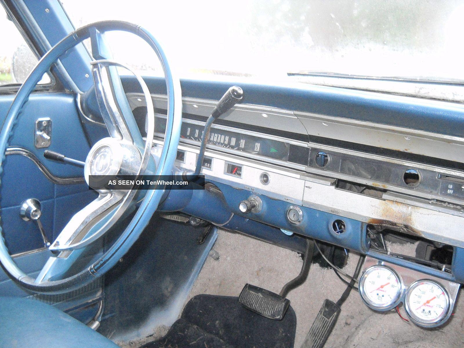 1965 Ford Fairlane 500 4  7l