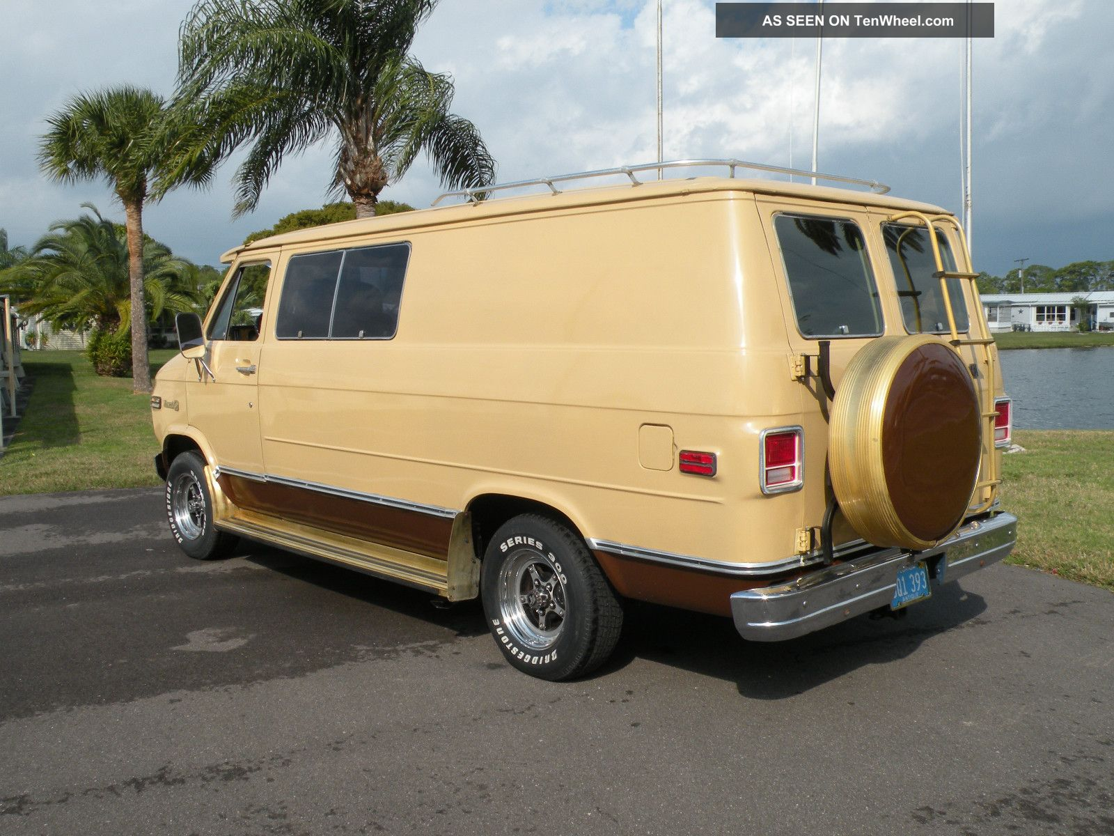 Vintage chevy van club 2