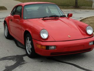1989 Porche Carrera 4 photo