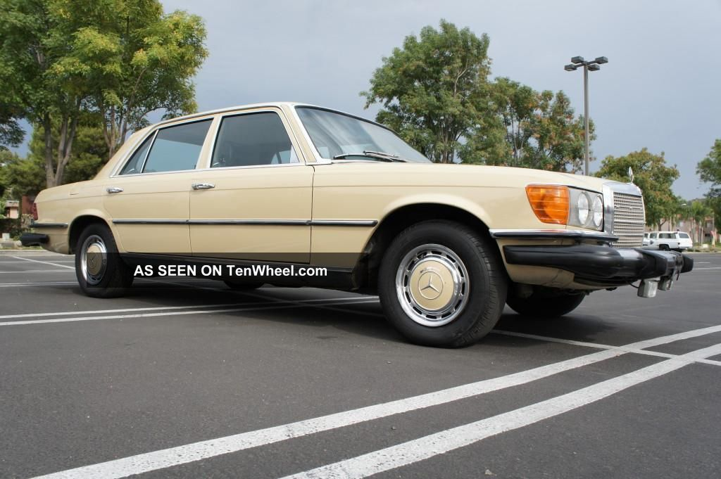 1976 mercedes benz 450 sel for Mercedes benz cl 450