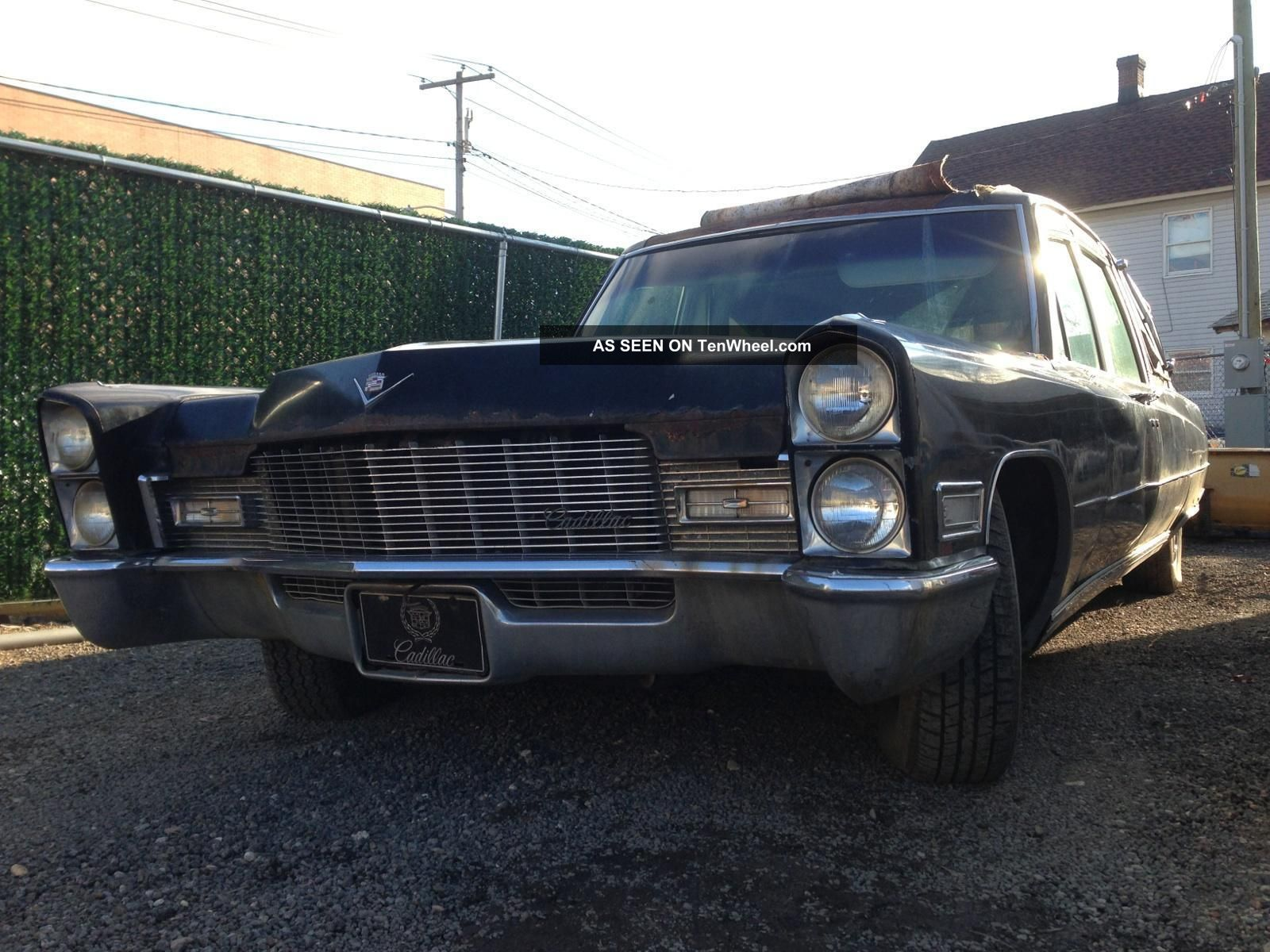 1968 Cadillac Hearse Other photo