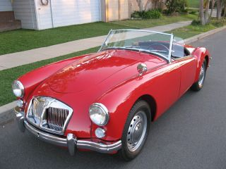 1962 Mga Mk Ii Total Restoration To Cocours Standards photo