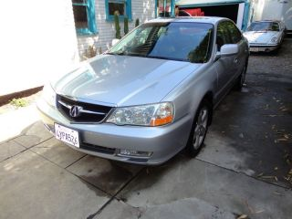 2003 Acura Tl Type - S Sedan 4 - Door 3.  2l photo