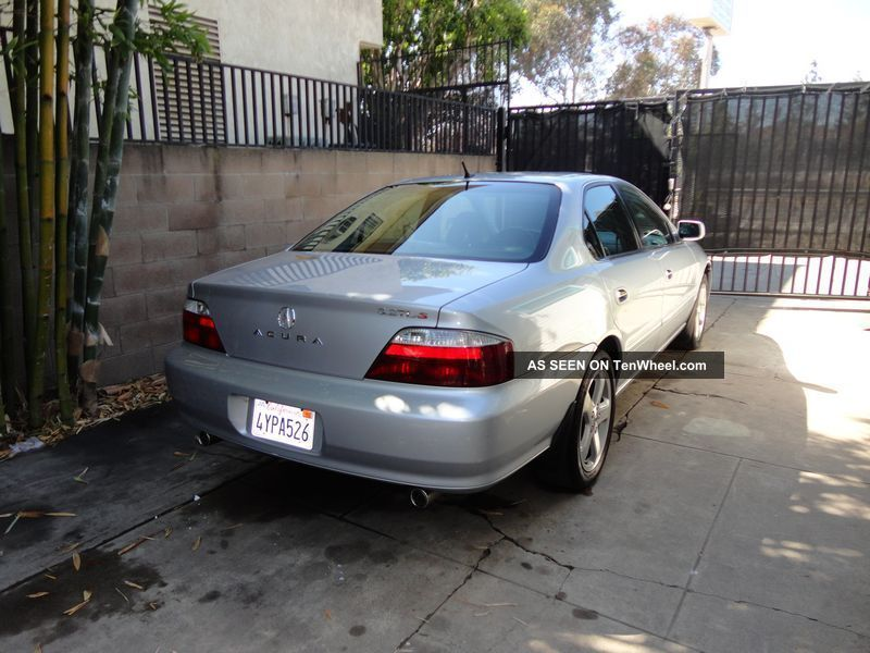 2003 Acura Tl Type - S Sedan 4 - Door 3. 2l