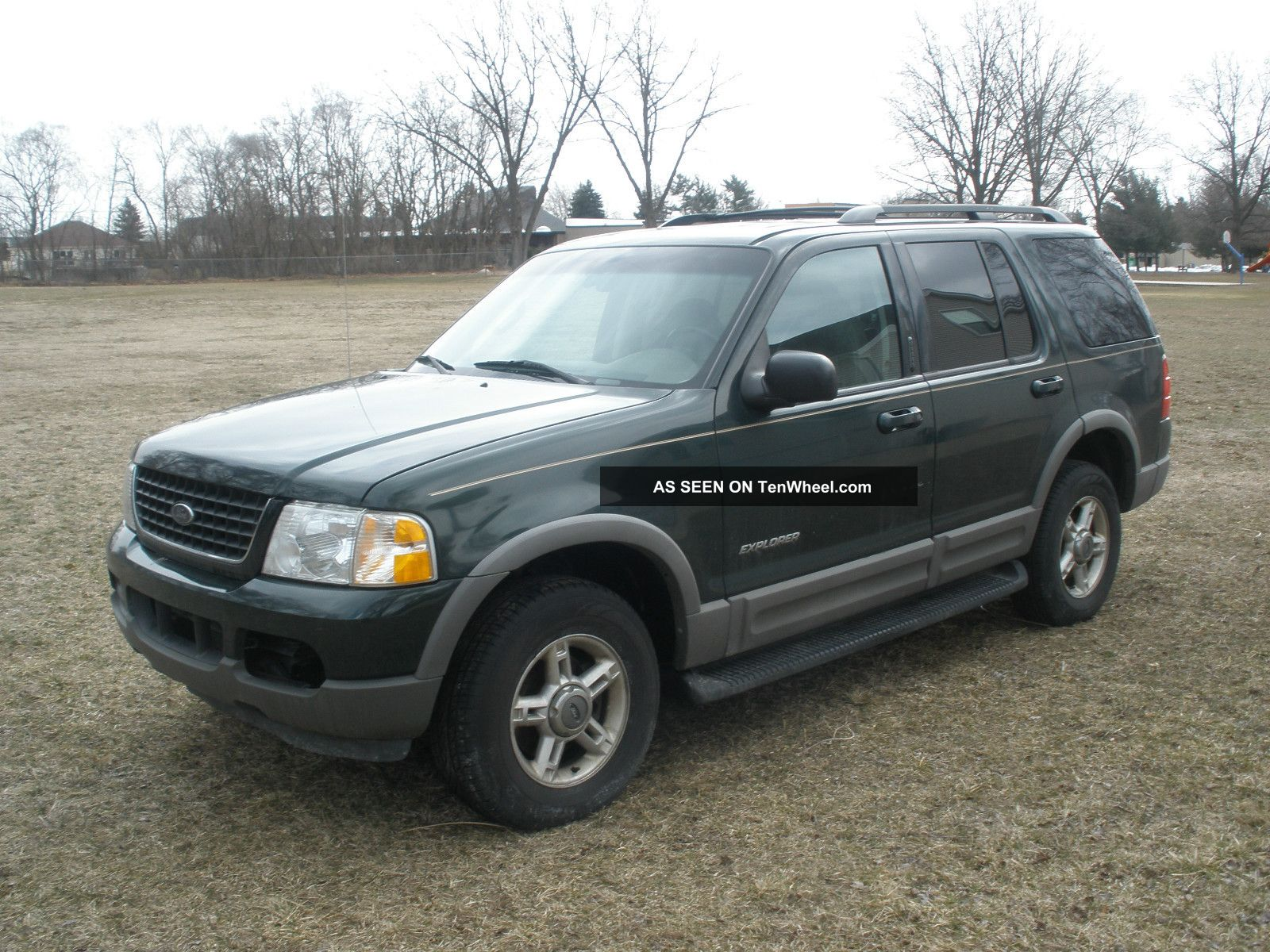 2002 ford explorer eddie bauer sport utility 4 door 4 0l. Black Bedroom Furniture Sets. Home Design Ideas