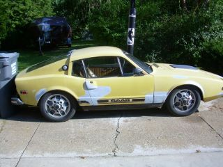Saab Sonett Automobile 1974 photo