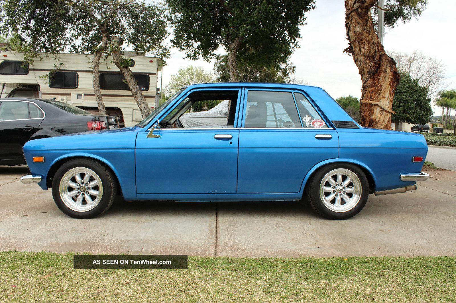 1971 Datsun 510 4door