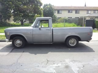 1974 International Harvester Pick Up Truck Reg Cab Short Bed photo