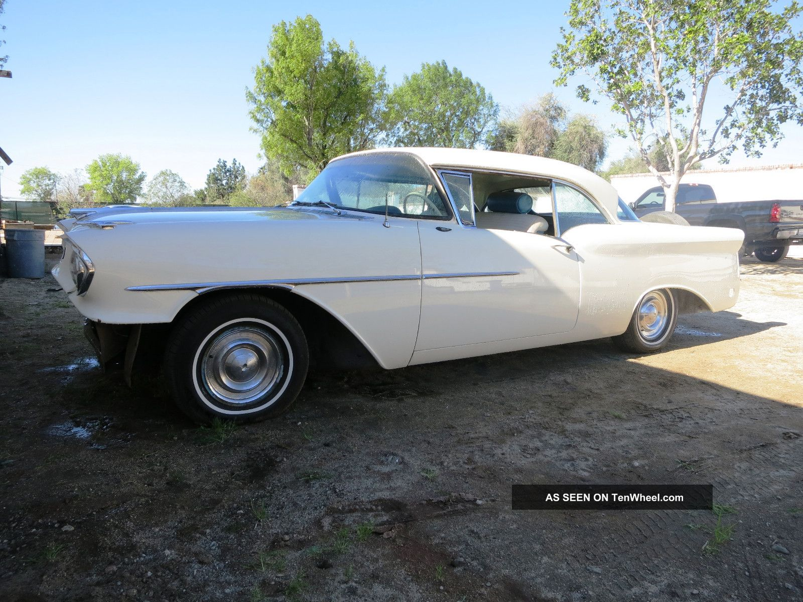 1957 oldsmobile rocket 88 2 door hardtop for 1957 dodge 2 door hardtop