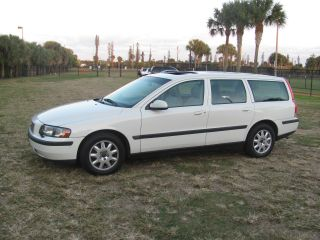2001 Volvo V70 Wagon Florida Car photo