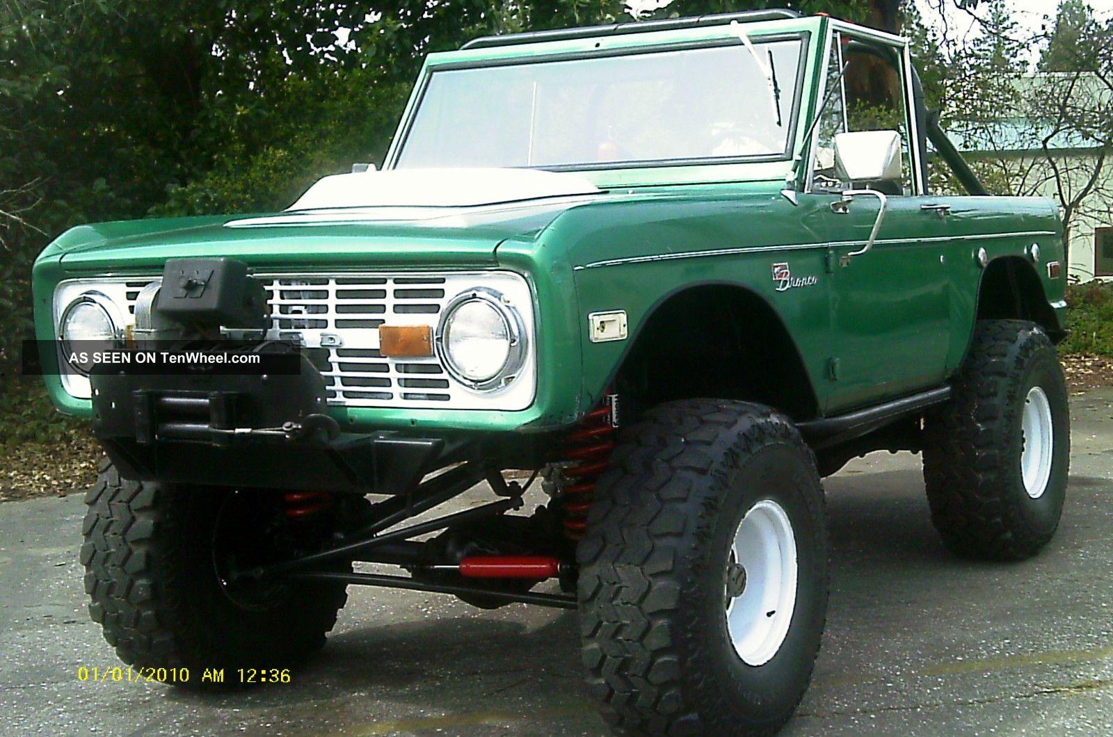 Ford Bronco Lgw