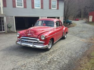 1949 Chevy Deluxe photo