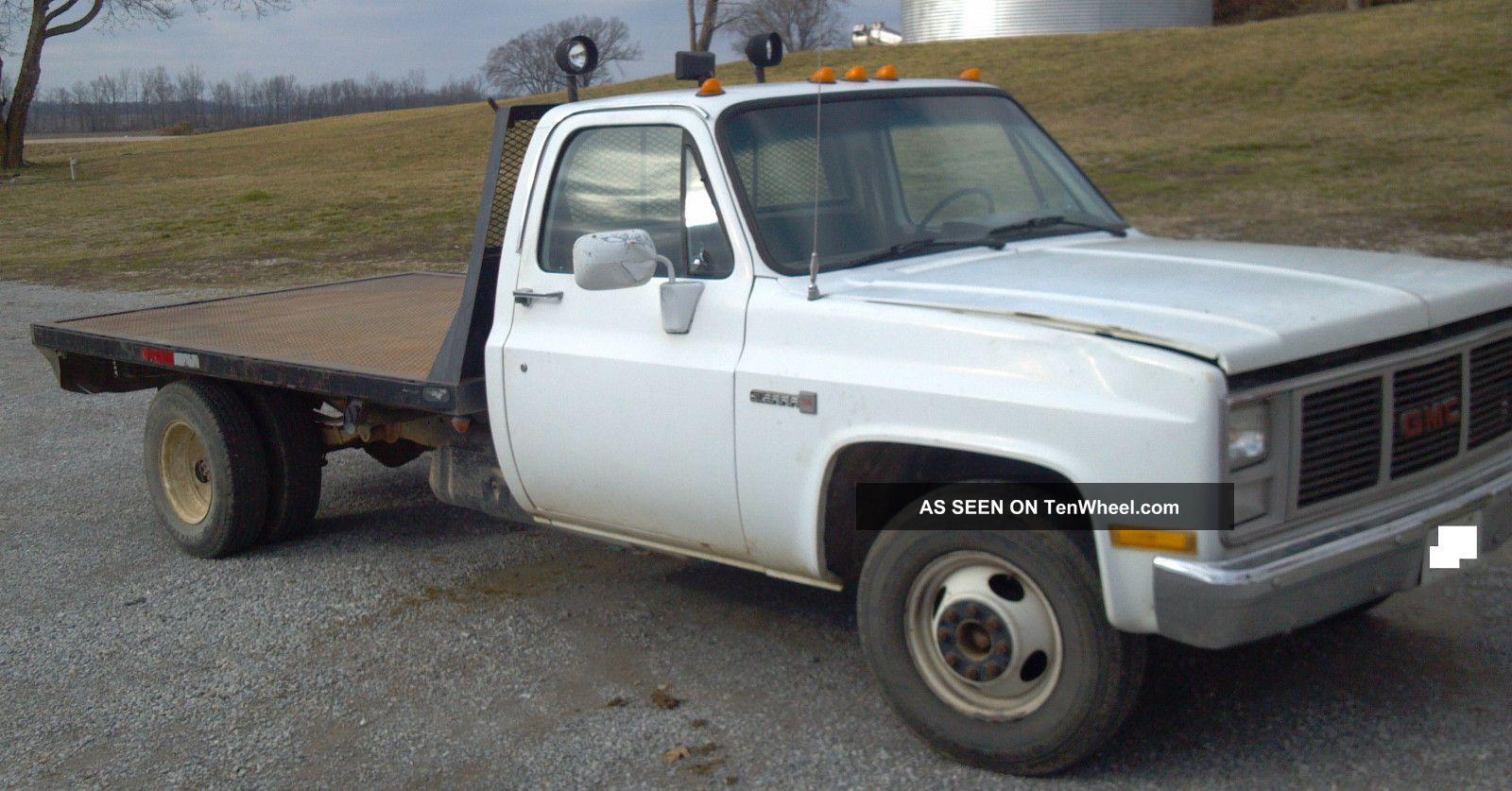 used 1 ton flatbed trucks for sale yakaz autos weblog. Black Bedroom Furniture Sets. Home Design Ideas
