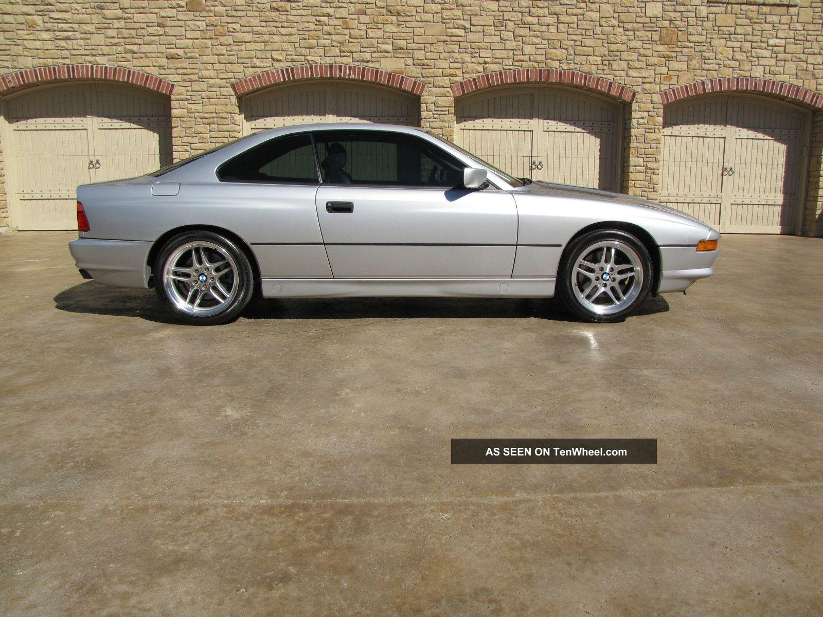 1991 Bmw 850i 8 Series Z8 M6 M5 Z4 V12 Z1 635 3 0 2800