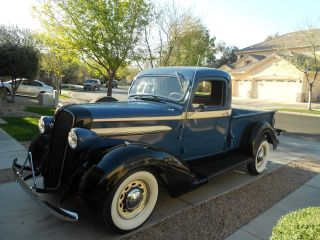 1937 Plymouth Pt - 50 Pickup photo