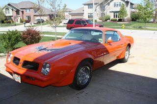 1976 Pontiac Trans Am photo