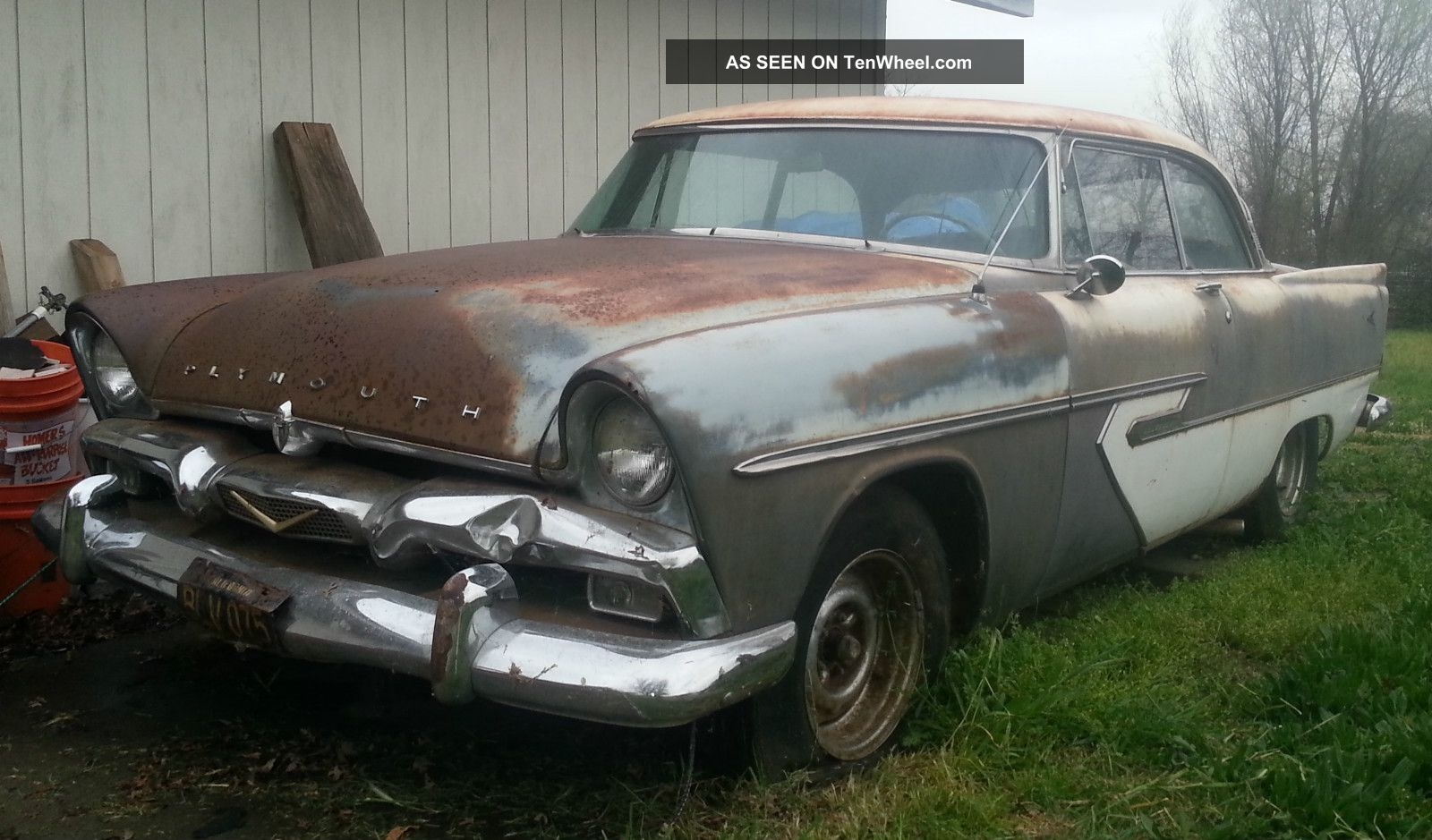 1956 Plymouth Belvedere 2dr California Car Other photo