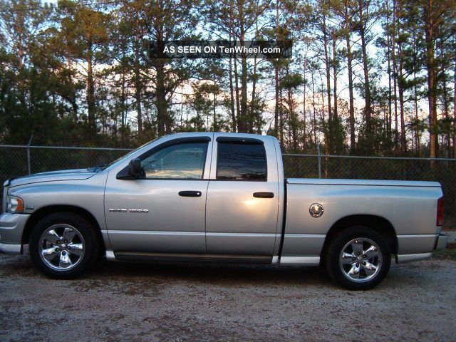 2003 dodge ram 1500 quad cab 5 7 hemi thunder road edition tow pack posi. Black Bedroom Furniture Sets. Home Design Ideas