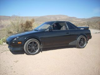 Toyota Mr2 1987 photo
