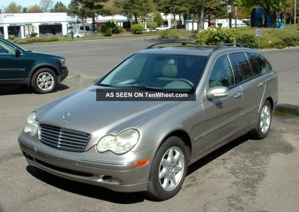 2003 mercedes benz c240 wagon awd for 2003 mercedes benz c240 wagon