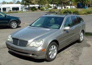 2003 Mercedes Benz C240 Wagon (awd) photo