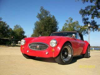 1967 Austin Healey 3000 Mklll Replica Car One Of A Kind photo