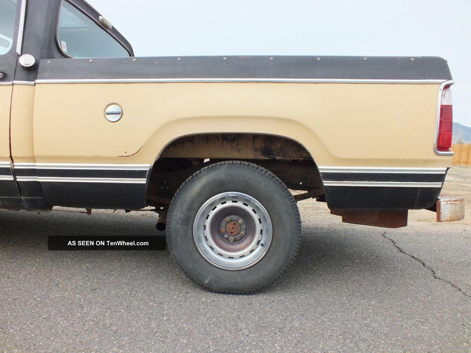 1977 dodge d100 custom for autos post. Black Bedroom Furniture Sets. Home Design Ideas
