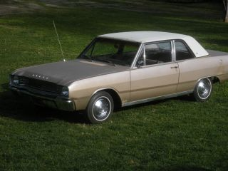 1967 Dodge Dart - 2 Door Post Survivor photo