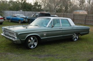 1966 Plymouth Fury Iii photo