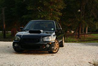 2004 Subaru Impreza Wrx Sti photo