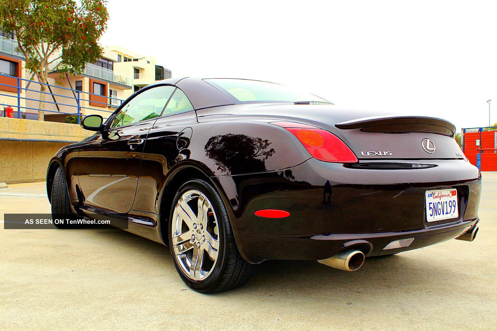 ... 2002 Lexus Sc430 SC photo 11