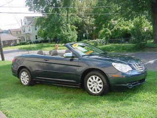 2008 Chrysler Sebring Convertible photo