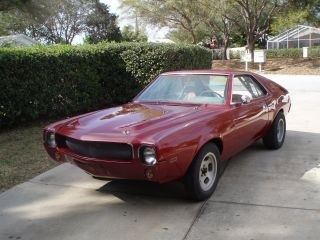 Amx 1968 Muscle Car photo
