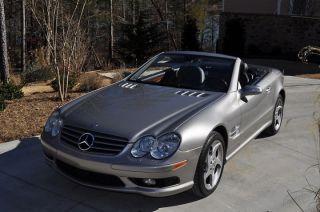 2005 Mercedes - Benz Sl - Class Sl 500r photo